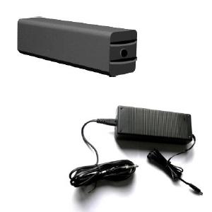 Oplaadbare batterij adapter en oplader voor batterij adapter - JeoHunter 3D Dual Systeem