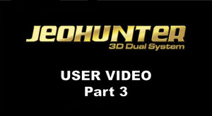JeoHunter 3D System - User Video Part 3