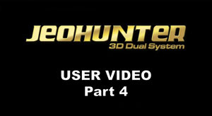 JeoHunter 3D System - User Video Part 4