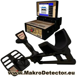 JeoHunter 3D System - Makro Detector JeoHunter.nl