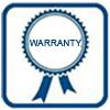 Two years Warranty