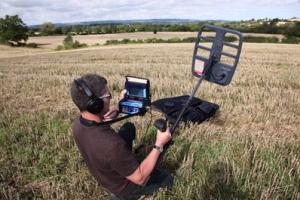 Zoeken en analyseren - JeoHunter 3D Dual Systeem